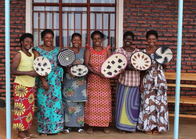 Musenyi - Basket Weaving Team