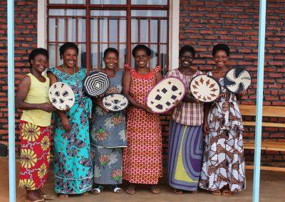 Musenyi - Basket Weaving Team